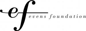 EVENS Logo zwart